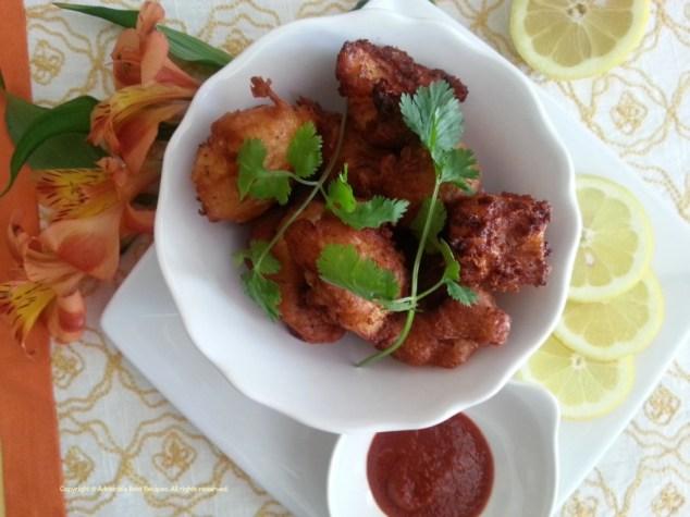 Alaskan Cod Sriracha Bites delicious dish year round #ABRecipes
