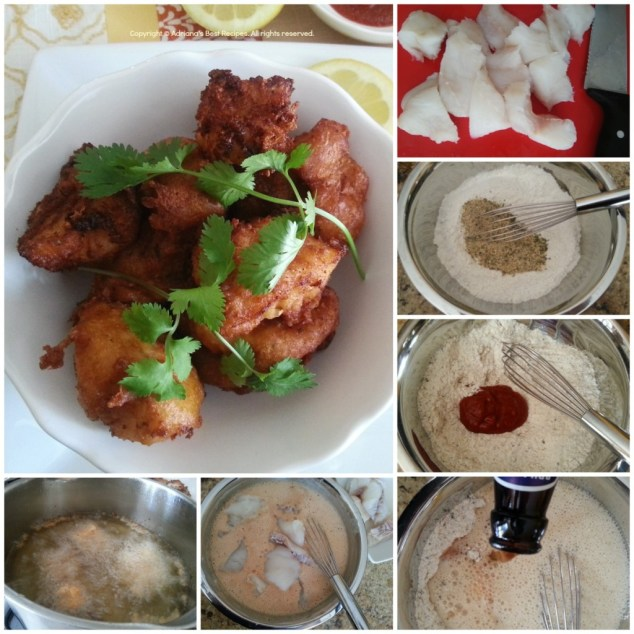 How to makeAlaskan Cod Sriracha Bites #ASMI #ABRecipes