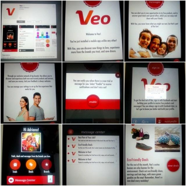 VeoApp Installation #VeoApp