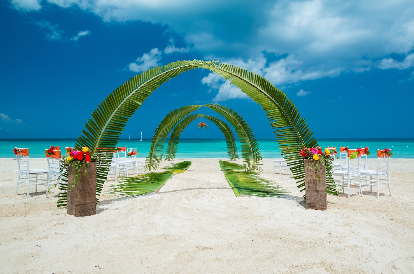 Why A Destination Wedding At Sandals Resorts Is Perfect