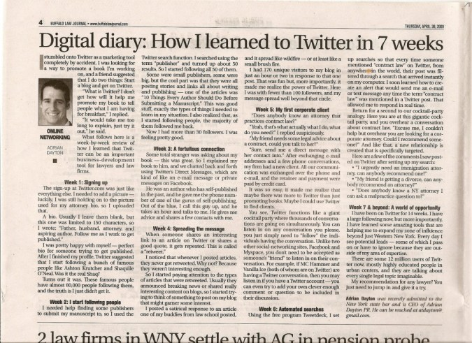 How I learned Twitter in 7 Weeks