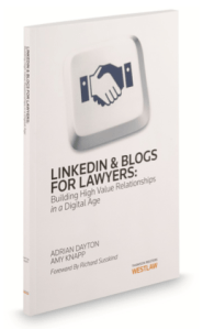 LinkedIN & Blogs for Lawyers