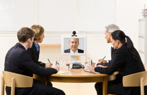 why aren't law firms making video calls?