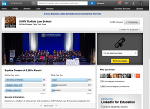 UB Law Alumni Page