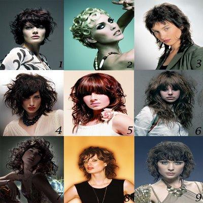 cortes de cabelos ondulados
