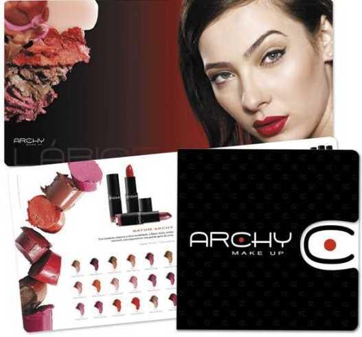 ARCHY maquiagem