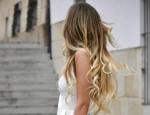 Como garantir cabelos iluminados 1