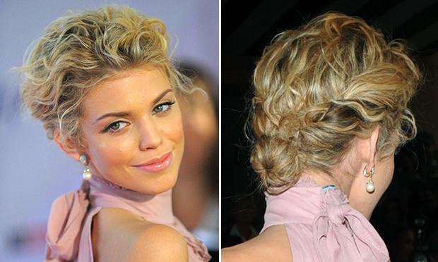 Penteado Fácil para cabelo cacheado