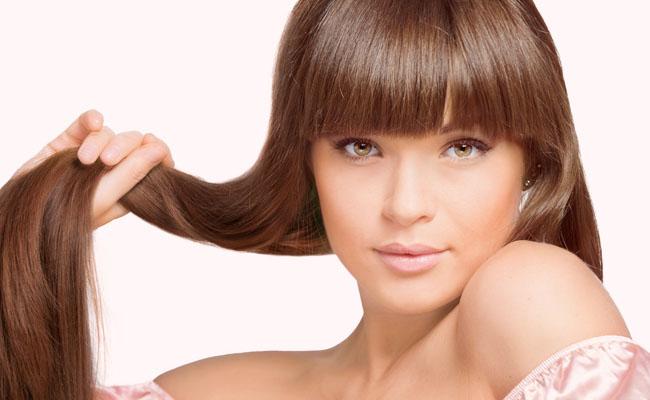 pH dos cabelos