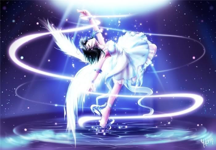 Dans în cer