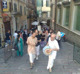 Hare Krishna Harinam Genova