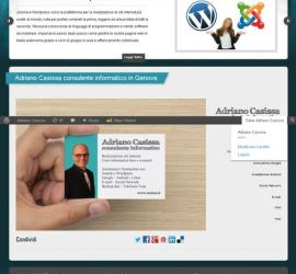 Adriano Casissa Blog