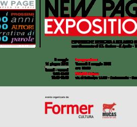 New Page Exposition - Esposizione dedicata a Rolando Mignani