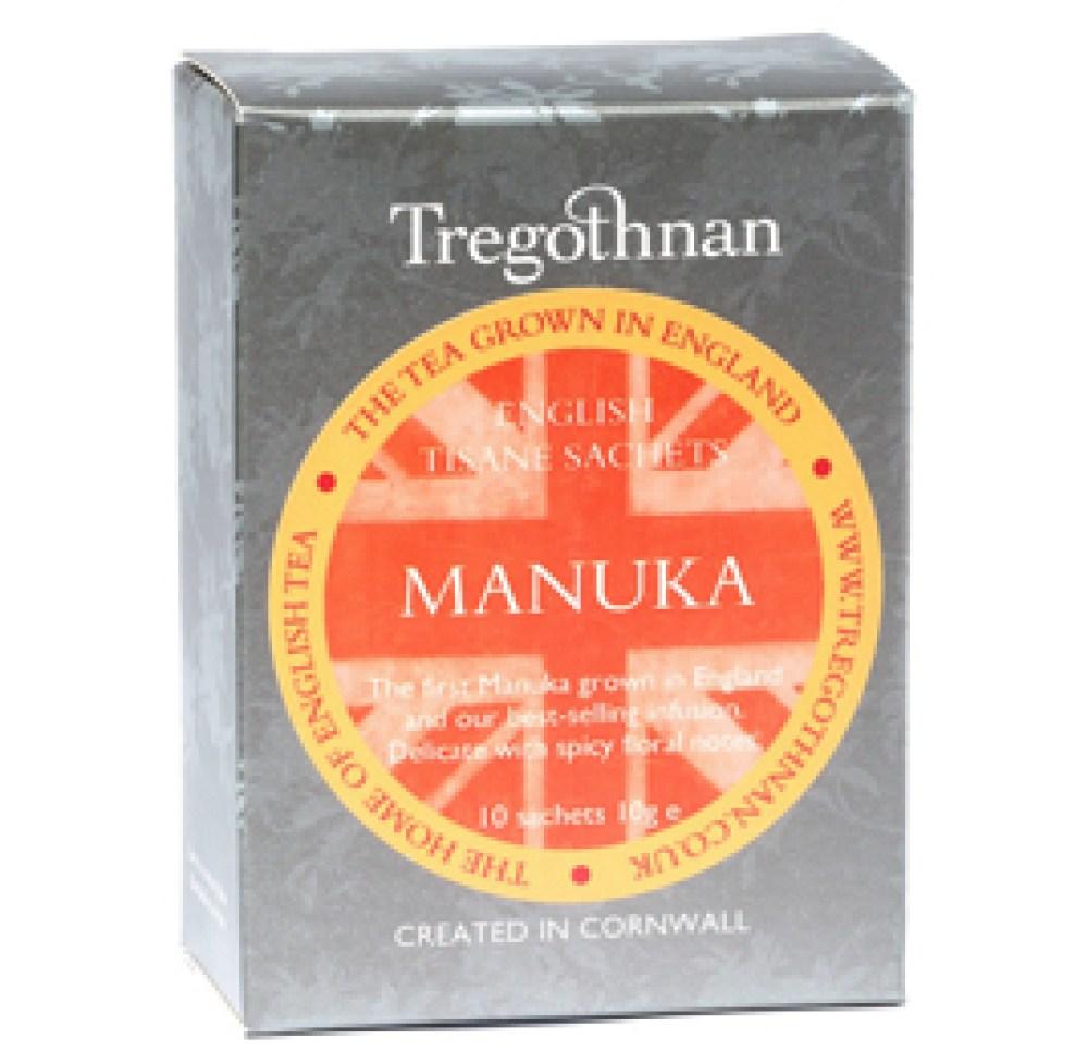 O consumo de chá de folhas de manuka não ficou restrito às expedições de Thomas Cook. A infusão continua a ser consumida em países de língua inglesa. Imagem: Eden Projec