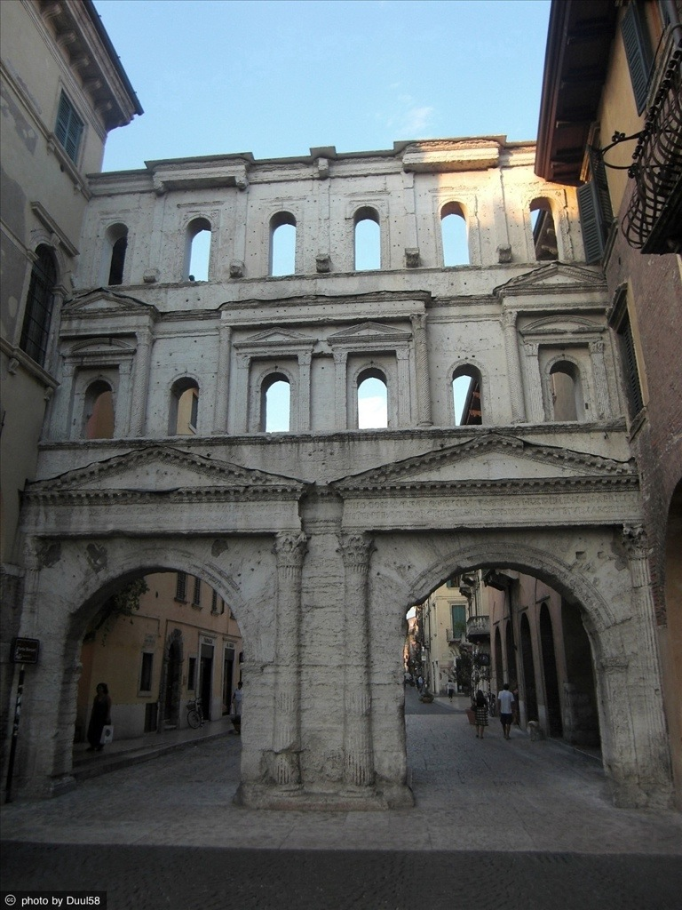 Verona, Porta Borsari