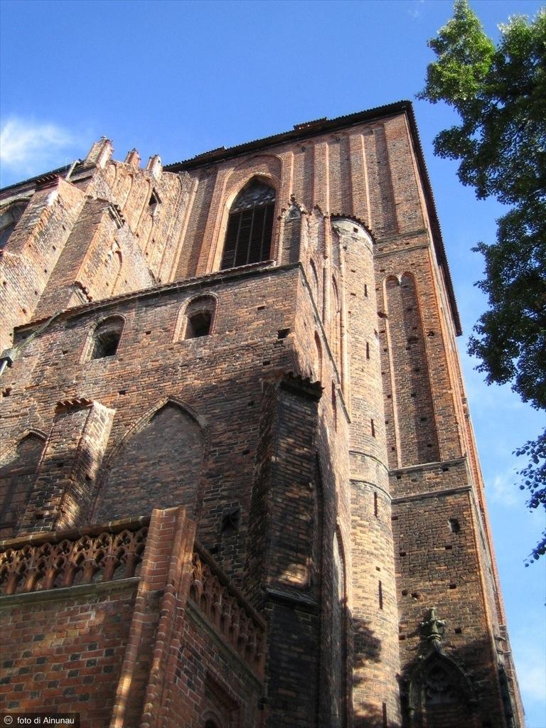 Polonia, Torun, cattedrale