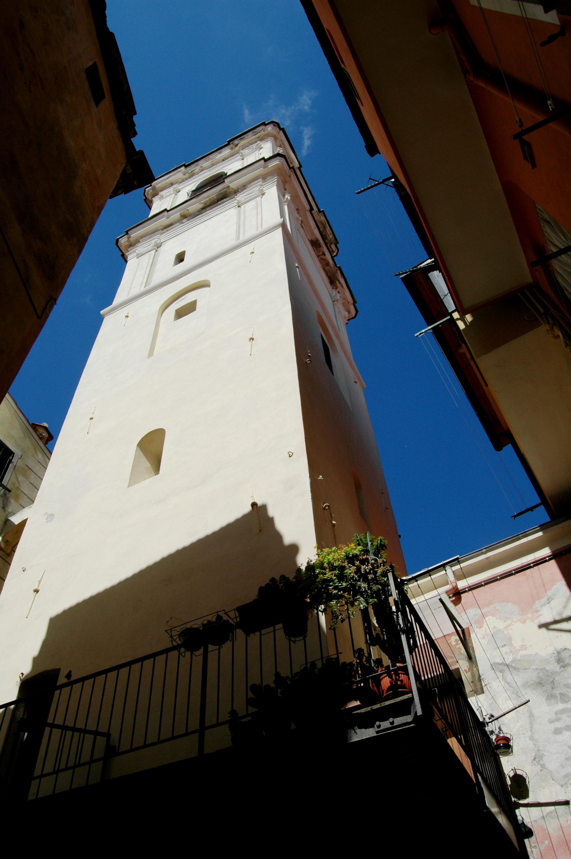 Bordighera, campanile