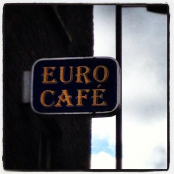 Breakfast in Farringdon