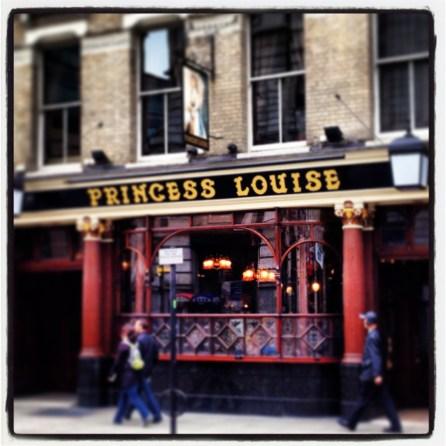 Traditional Victorian Pub