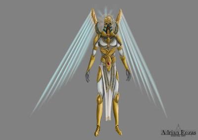Concept Art Alien Jet Assault