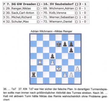 GW Dresden DVM Runde 1 2011 Seite 2 des Berichts