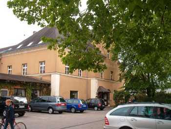 Jahnhalle Erlangen