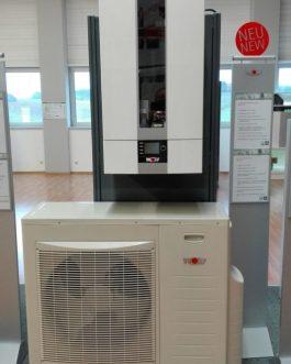 Pompa de caldura aer apa Wolf BWL – 1S 7 kW