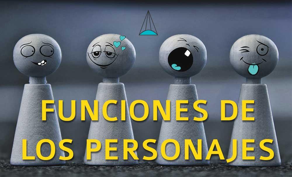 Funciones De Los Personajes Adrián Silisque