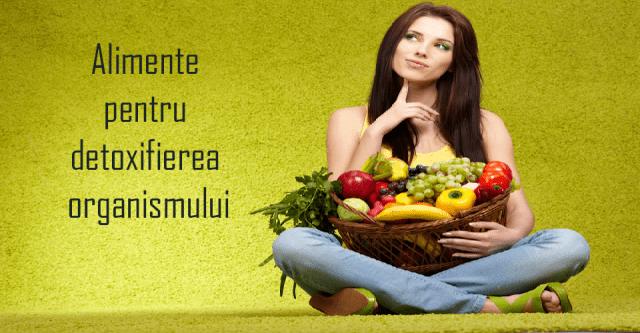 Detoxifierea organismului cu legume și fructe