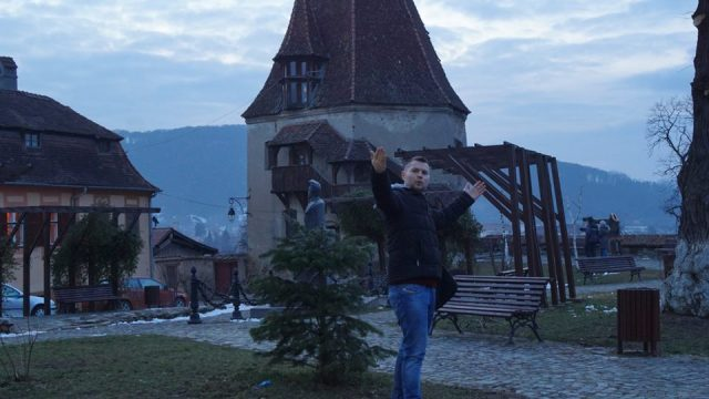 cetatea Sighișoara