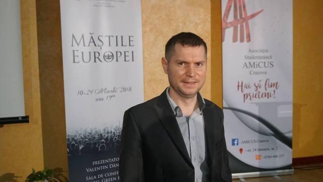Măștile Europei a doua prezentare