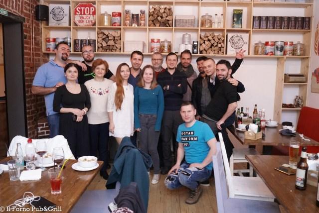 BlogMeet #73 la Il Forno Pub&Grill