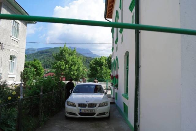 Călimănești-Căciulata casa verde