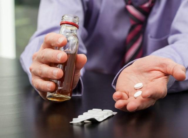 Combinația medicament și alcool