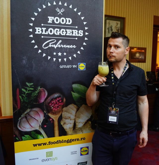 Food Bloggers Conference 2018
