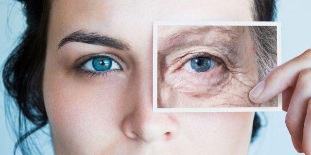 apariția cearcănelor și a pungilor sub ochi