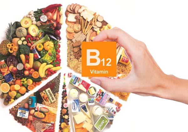 surse de vitamina B12, Lipsa vitaminei B12