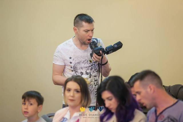 Blue Business Seminar Sibiu