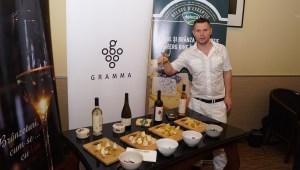 Vinurile Gramma și brânzeturile Delaco