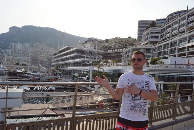 Portul din Monte Carlo