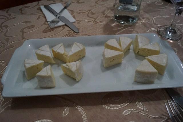 Camembert Île-de-France.