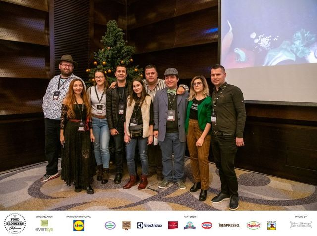 Food Bloggers Conference - Winter Edition 2019