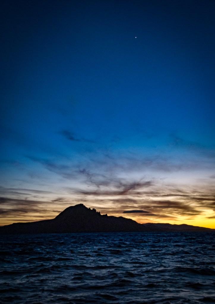 Cape Horn Southern Ocean Venus