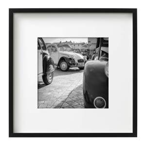 2CV | Framed Monochrome Prints