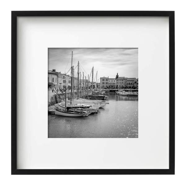 Classic Rigs | France | Framed Monochrome Prints