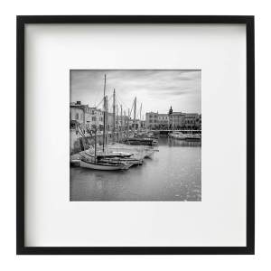 Classic Rigs | France | Framed Monochrome Prints