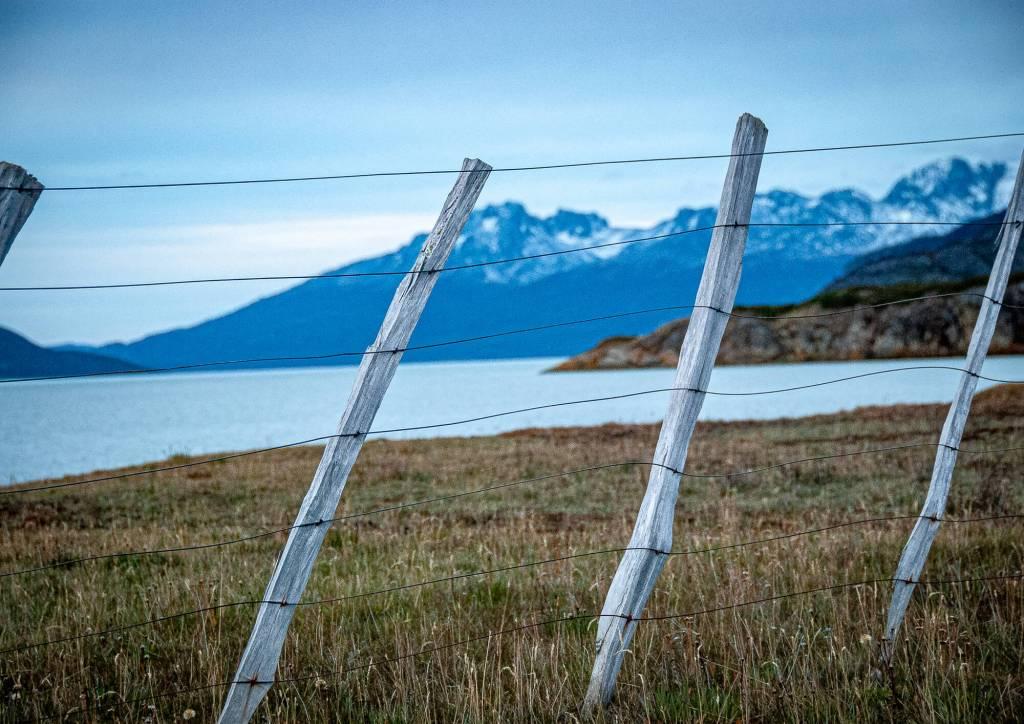 Remote Estancia Southern Patagonia Chile