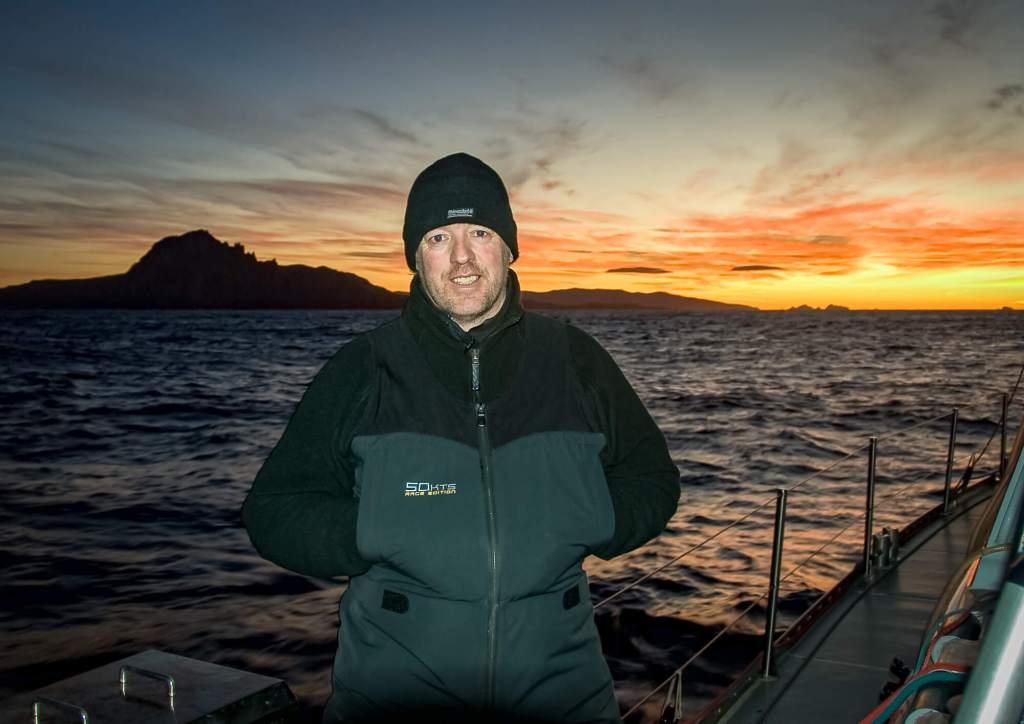Cape Horn Sunrise Adrian van der Lee
