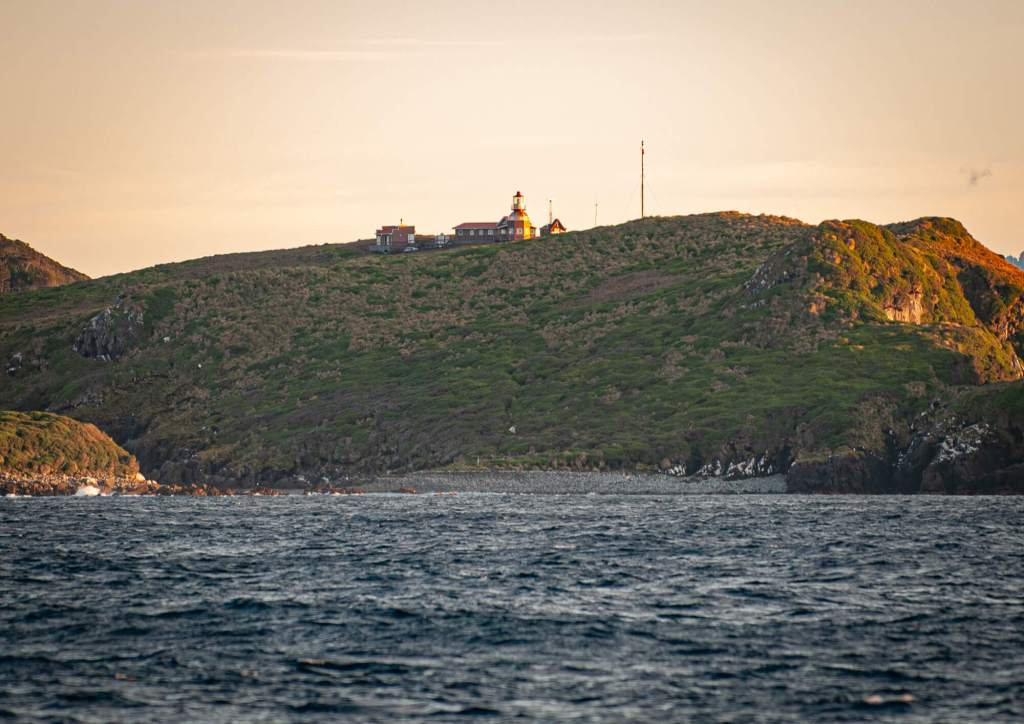 Lighthouse Cape Horn Southern Ocean Chile