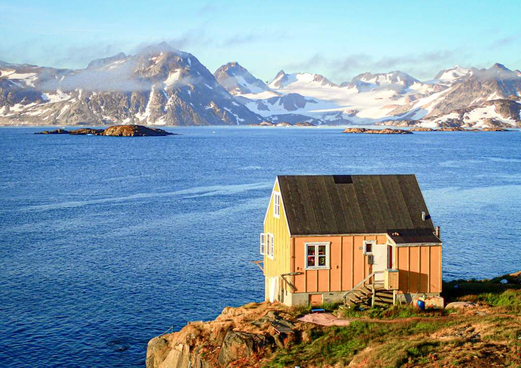 East Greenland Kulusuk House